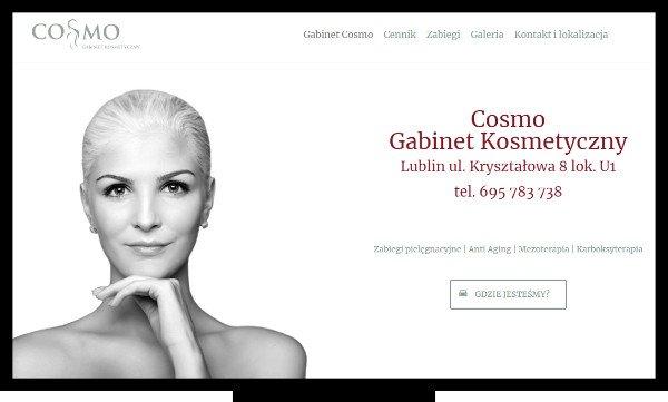Strony internetowe lublin - projektowanie i tworzenie stron www