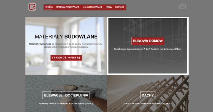 rbud Łęczna - strona internetowa